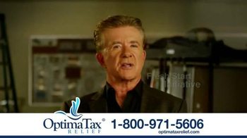 Optima Tax Relief TV Spot, 'The Big Bad IRS' Featuring Alan Thicke - Thumbnail 4