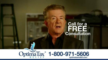 Optima Tax Relief TV Spot, 'The Big Bad IRS' Featuring Alan Thicke - Thumbnail 6