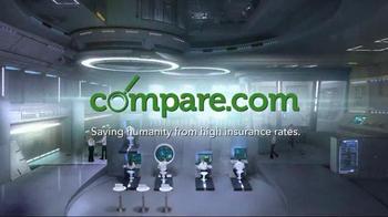 Compare.com TV Spot, 'Agent Compare Speed' - Thumbnail 9