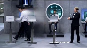 Compare.com TV Spot, 'Agent Compare Speed' - Thumbnail 3