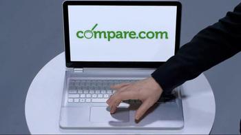 Compare.com TV Spot, 'Agent Compare Speed' - Thumbnail 5