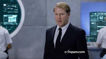 Compare.com TV Spot, 'Agent Compare Speed'
