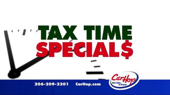 CarHop Auto Sales & Finance Tax Time Specials TV Spot, 'How Can I Afford a Car?' - Thumbnail 7