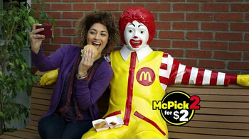 McDonald's McPick 2 TV Spot, 'Mix & Match' - Thumbnail 9
