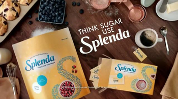 Splenda TV Spot, \'Floating Food\'