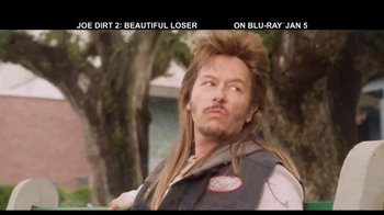 Joe Dirt 2: Beautiful Loser Home Entertainment TV Spot - 140 commercial airings