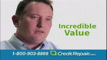 CreditRepair.com TV Spot, 'Unique Approach'