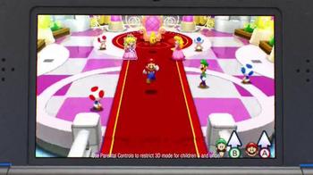 Mario & Luigi Paper Jam TV Spot, 'Giant Paper Battles' - Thumbnail 3