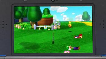 Mario & Luigi Paper Jam TV Spot, 'Giant Paper Battles' - Thumbnail 4