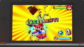 Mario & Luigi Paper Jam TV Spot, 'Giant Paper Battles' - Thumbnail 8