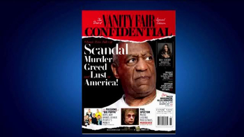 Vanity Fair Confidential TV Spot, 'Bill Cosby Scandal' - 29 commercial airings