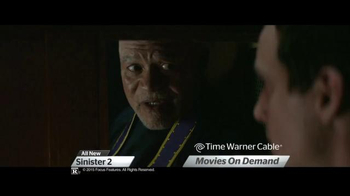 Time Warner Cable On Demand TV Spot, 'Sinister 2 and The Visit' - Thumbnail 2