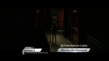 Time Warner Cable On Demand TV Spot, 'Sinister 2 and The Visit' - Thumbnail 5