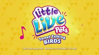 Little Live Pets Tweet Talking Birds TV Spot, 'Disney Channel: Friend' - Thumbnail 7