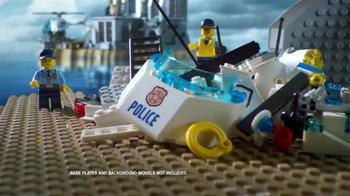 LEGO City Prison Island and Police Patrol Boat TV Spot, 'Master Crooks' - Thumbnail 5