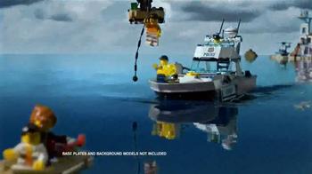 LEGO City Prison Island and Police Patrol Boat TV Spot, 'Master Crooks' - Thumbnail 7