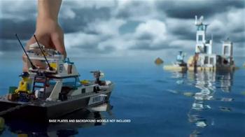 LEGO City Prison Island and Police Patrol Boat TV Spot, 'Master Crooks' - Thumbnail 8