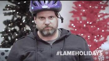 Total Hockey TV Spot, 'Lame Holidays' - Thumbnail 2