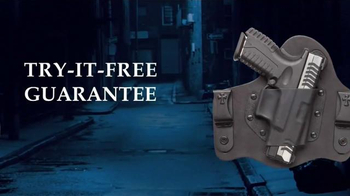 CrossBreed Holsters TV Spot, 'Complete Concealment and Smooth Draw' - Thumbnail 9