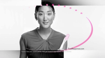 First Response Early Result Pregnancy Test TV Spot, 'Comfort Sure Design' - Thumbnail 9
