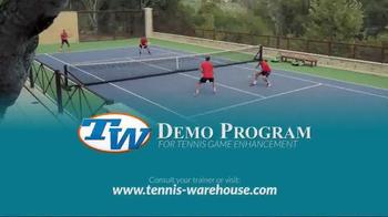 Tennis Warehouse Demo Program TV Spot, 'Bryan Brothers: Take a Look' - Thumbnail 4