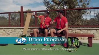 Tennis Warehouse Demo Program TV Spot, 'Bryan Brothers: Take a Look' - Thumbnail 1