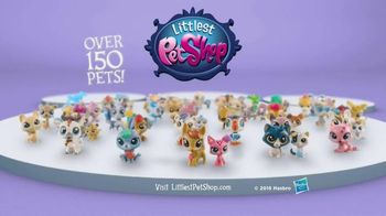 Littlest Pet Shop Pets TV Spot, 'Shimmer & Glimmer' - Thumbnail 9