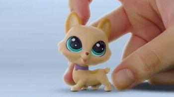 Littlest Pet Shop Pets TV Spot, 'Shimmer & Glimmer' - Thumbnail 2