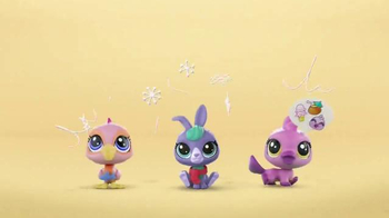 Littlest Pet Shop TV Spot, 'Shimmer & Glimmer'
