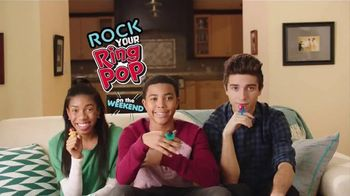 Ring Pop TV Spot, 'Rock It on the Weekend' - 1103 commercial airings
