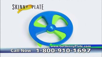 Skinny Plate TV Spot, 'Eat What You Love' - 31 commercial airings