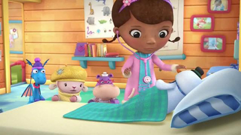 Doc McStuffins So Much You Can Do Sweepstakes TV Spot, 'Stay Healthy' - Thumbnail 2