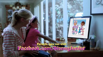 Doc McStuffins So Much You Can Do Sweepstakes TV Spot, 'Stay Healthy' - Thumbnail 5