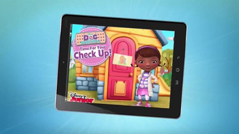 Doc McStuffins So Much You Can Do Sweepstakes TV Spot, 'Stay Healthy' - Thumbnail 6