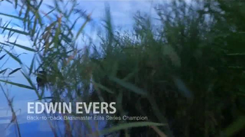 Johnny Morris CarbonLite TV Spot, 'Advanced Rod and Reel' Feat. Edwin Evers - Thumbnail 7