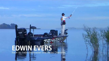 Johnny Morris CarbonLite TV Spot, 'Advanced Rod and Reel' Feat. Edwin Evers - Thumbnail 8
