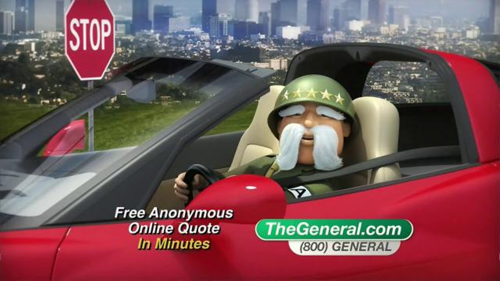 Liberty Mutual Auto >> The General TV Commercial, 'You Might Be Surprised' - iSpot.tv