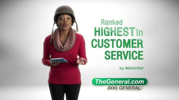 The General TV Spot, 'You Might Be Surprised' - Thumbnail 3