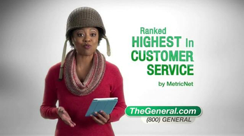 The General TV Spot, 'You Might Be Surprised' - Thumbnail 6