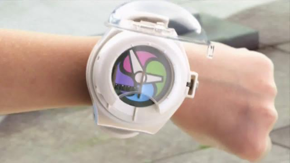 Yo-Kai Watch TV Commercial, 'Collect and Scan Medals'