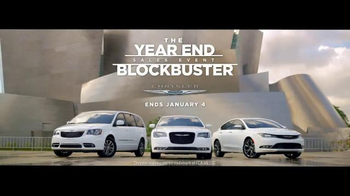 Chrysler Year End Blockbuster Sales Event TV Spot, 'First Time' - Thumbnail 7