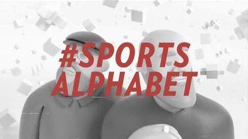 Bleacher Report TV Spot, 'Sports Alphabet' Song by Blackalicious