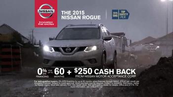 Nissan TV Spot, 'Winter Is Here' - Thumbnail 7
