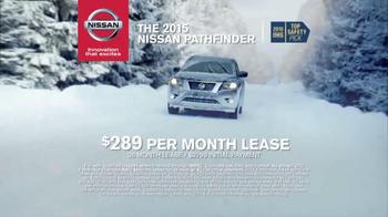 Nissan TV Spot, 'Winter Is Here' - Thumbnail 8