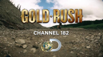 Dish Network TV Spot, 'Discovery Channel: Gold Rush' - Thumbnail 10