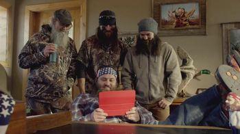 Dish Network TV Spot, 'A&E: Duck Dynasty - Gotcha'
