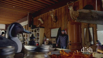 Dish Network TV Spot, 'A&E: Duck Dynasty - Gotcha' - Thumbnail 1