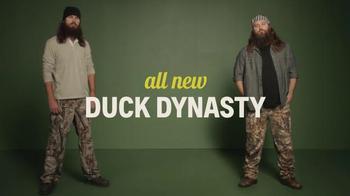 Dish Network TV Spot, 'A&E: Duck Dynasty - Gotcha' - Thumbnail 9
