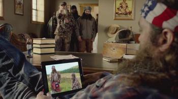 Dish Network TV Spot, 'A&E: Duck Dynasty - Gotcha' - Thumbnail 6