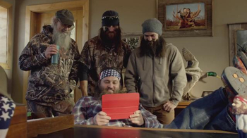 Dish Network TV Spot, 'A&E: Duck Dynasty - Gotcha'